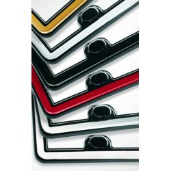 WeatherTech - 60023 - ClearCover Plate Frame Kit Chrome
