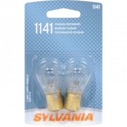 Osram - 1141.BP2 - SYLVANIA 1141 Basic Miniature Bulb, (Pack of 2)