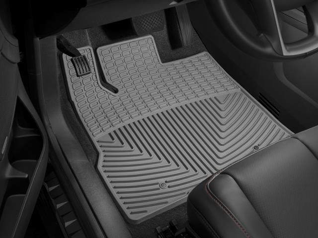 WeatherTech - W276GR-W282GR - 2012 - 2013 Chevrolet Sonic Grey All Weather Mats Rows 1 2 at Sears.com