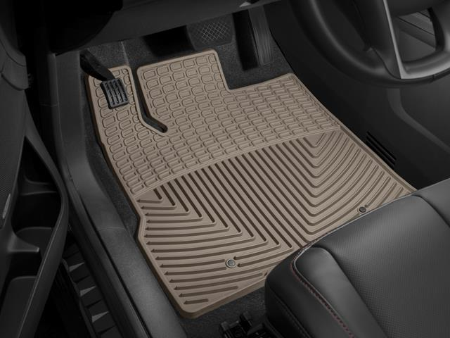 WeatherTech - WTXT089256 - 2008 - 2012 Chevrolet Malibu Tan All Weather Mats Rows 1 2 at Sears.com