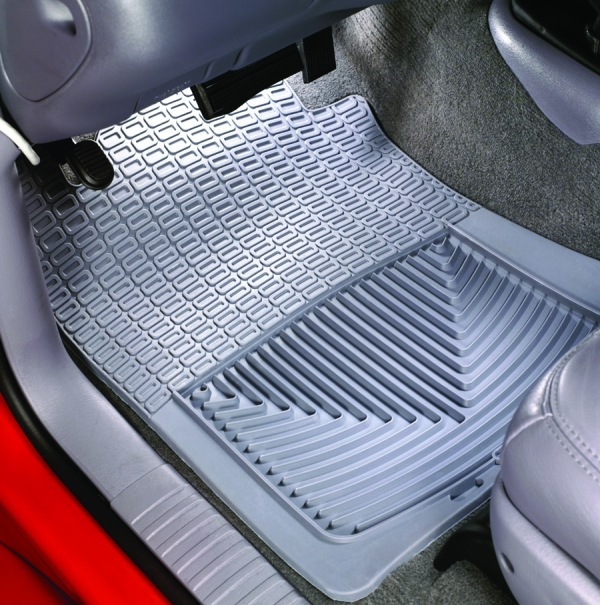 WeatherTech - W71GR-W85GR - 2007 - 2011 Toyota Camry Grey All Weather Mats Rows 1 2 at Sears.com