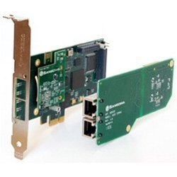 Sangoma - A102D - Sangoma A102D Voice Board - 2 x RJ-45 E1/T1 - PCI - 2U