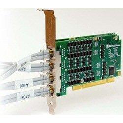 Sangoma - A108D - Sangoma A108D Voice Board - 8 x RJ-45 E1/T1 - PCI - 2U