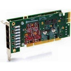 Sangoma - A20100D - Sangoma A20100D Voice Board - 2 x RJ-11 FXS - PCI - 2U