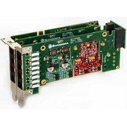 Sangoma - A20102D - Sangoma A20102D Voice Board - 4 x RJ-11 FXO, 2 x RJ-11 FXS - PCI - 2U
