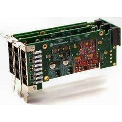 Sangoma - A20501D - Sangoma A20501D Voice Board - 2 x RJ-11 FXO, 10 x RJ-11 FXS - PCI - 2U