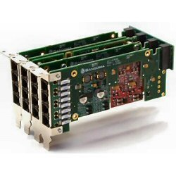 Sangoma - A20700D - Sangoma A20700D - 14 x RJ-11 FXS - PCI - 2U