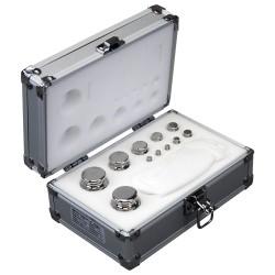 Adam Equipment - ASTM 1 1G - 200G CALIBRATION WEIGHT SET - ASTM 1 1g - 200g Calibration Weight Set