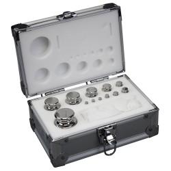 Adam Equipment - ASTM 2 1G - 500G CALIBRATION WEIGHT SET - ASTM 2 1g - 500g Calibration Weight Set