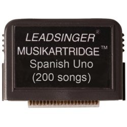 LEADSINGER - LS-3C30 - SPANISH UNO-200 SONGS
