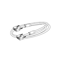 Advantech - 1700004713 - Cable DVI to DVI and CRT 15 cm