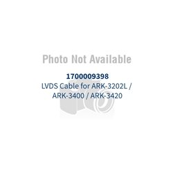 Advantech - 1700009398 - 1700009398 - Advantech 1700009398 LVDS Cable for ARK-3202L / ARK-3400 / ARK-3420