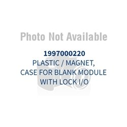 Advantech - 1997000220 - 1997000220 - Advantech Plastic / Magnet, Case For Blank Module With Lock I/o