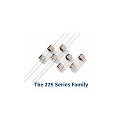 Littelfuse - 0225.750VXP - 225.750P - Littelfuse 0225.750VXP, FAST-ACTING 2AG TYPE GLASS FUSE, Voltage: 250VAC, Amp Size: 3/4