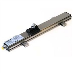 Ametek - 955E-V0-0060-E-SF-P - Ametek Gemco 955 eBrik LDT 955e-V0-0060-E-SF-P, Output: 0 to 10 VDC, Stroke Length: 6 Inches, Magnet Type: Slide Magnet Front Swivel, Options: Programmable Zero and Span