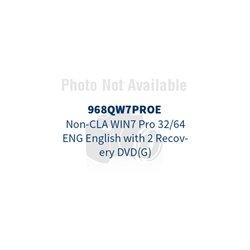 Advantech - 968QW7PROE - 968QW7PROE - Advantech Non-CLA WIN7 Pro 32/64 ENG English with 2 Recovery DVD(G)