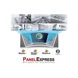 Advantech - 968WEXP001X - 968WEXP001X - Advantech PanelExpress V2.0 150 Tags Software License