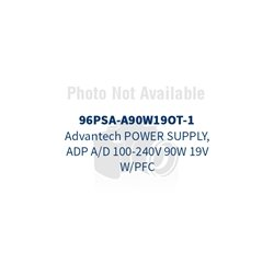 Advantech - 96PSA-A90W19OT-1 - 96PSA-A90W19OT-1 - Advantech POWER SUPPLY, ADP A/D 100-240V 90W 19V W/PFC