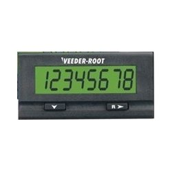 Veeder-Root - A103-000 - Counter, Veeder Root, A103 Series, 8 Digits, Totalizer