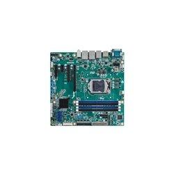 Advantech - AIMB-585QG2-00A1E - AIMB-585QG2-00A1E - Advantech AIMB-585QG2-00A1E LGA1151 MicroATX with DVI-D/HDMI/DP++/eDP/VGA, 6 COM, Dual LAN, SATA III, 12 USB3.0