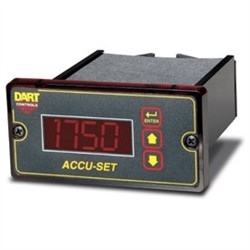 Dart Controls - ASP10-9 - ASP10-9 - Dart Controls Digital Closed loop microprocessor based control system for use ith conventional AC/DC drives Blank lexan 1/8 DIN dual voltage