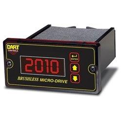 Dart Controls - BLM701P-420 - BLM701P-420 - Dart Controls FWD/REV direction control (jumper), closed loop speed regulation, programmable display units