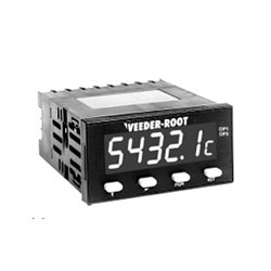 C628 Display Preset and Batch Counters
