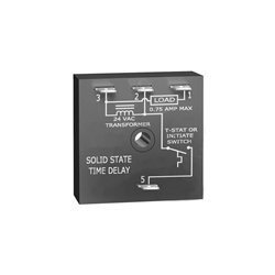Littelfuse - CT30S1 - CT30S1 - SSAC Timer HVAC 24VAC 0.75A Delay-on-Make 30s Delay-on-Break 1S