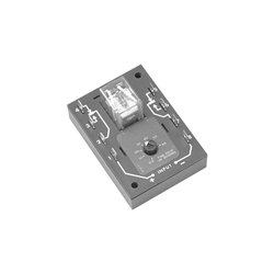 Littelfuse - ERDM123 - ERDM123 - SSAC Timer Delay-on-Make 12VDC Adjustable 0.1 10s Relay 2.5x3.5