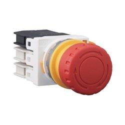 Idec - Eu2b-ybv303fr - Eu2b-ybv303fr - Idec Eu2b-ybv303fr, Haz Loc Emergency Stop Switch