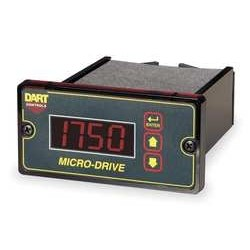 Dart Controls - MD10P-1-9 - MD10P-1-9 - Dart Controls Closed loop Microprocessor based motor speed control with a Blank Lexan faceplate