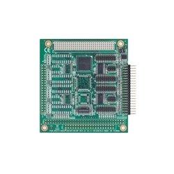 Advantech - PCM-3614I-BE - PCM-3614I-BE - Advantech PCM-3614I-BE PCI-104, 4-port RS-232/422/485Module