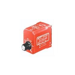 Ametek - T2K-00010-441 - T2K-00010-441 - Ametek NCC Relay; E-Mech; Timing; Single Shot; SPDT; Cur-Rtg 10 A (Resistive), 100 mA (Load)