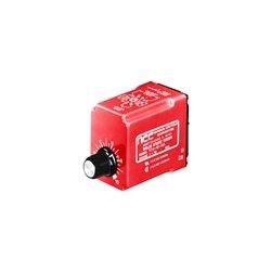 Ametek - T3K-00010-461 - T3K-00010-461 - Ametek NCC Relay; E-Mech; Timing; Off Delay; DPDT; Cur-Rtg 10A; Ctrl-V 120AC; 11 Pin; 0.1-10 sec