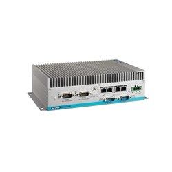 Advantech - UNO-2174G-C54E - UNO-2174G-C54E - Advantech COMPUTER SYSTEM, Celeron 847E, 4G RAM w/4xLAN, 4xCOM, 2xMini-PCIe