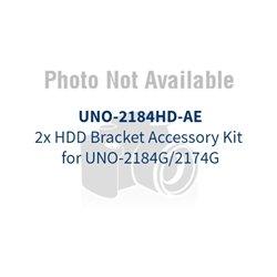 Advantech - UNO-2184HD-AE - UNO-2184HD-AE - Advantech 2 x HDD Bracket accessory kit for UNO-2184G/2174G