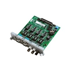 Advantech - UNOP-1624D-AE - UNOP-1624D-AE - Advantech UNOP-1624D-AE 4-port Iso. RS-232/422/485 and IRIG B c