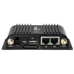 CradlePoint - IBR650C-LPE-GN - Cradlepoint 650C LPE M2M Broadband Wireless Router with Integrated Generic 4G LTE/HSPA+/EVDO Modem (No Wi-Fi)