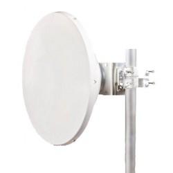 Jirous - JRMB-680 - Jirous JRMC-680 10-11GHz 36 dBi Parabolic Dish Antenna w/ JDMW-900 AR Mounting Brackets