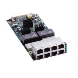 Maxxwave - MW-CM-8P-GBE - Maxxwave 8-port GbE Copper LAN Module