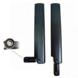 Maxxwave - MW-RP-SMA-52-ANT-3 - Maxxwave Antenna 2.4/5GHz 4dBi Omni Swivel (RP-SMA Male connector)