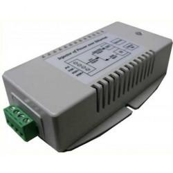 Tycon Power Systems - POE-INJ/SPLT-G - Tycon Power Gigabit PoE Injector / Splitter 12-57VDC 150W
