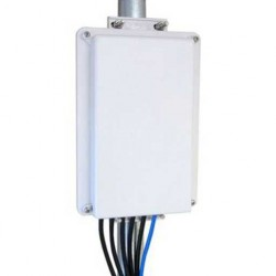 Tycon Power Systems - POE-SPLT-48G-OUT-V - Tycon Power Gigabit Outdoor Splitter Kit (splitter+inserter+enclosure)