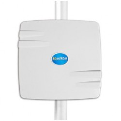 ITELITE - PRA3519 - ITElite 3.5GHz 19dBi Outdoor Integrated Antenna System for MikroTik H/V-Pol (MMCX pigtail and RJ45-ECS included)