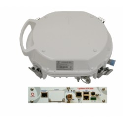 LigoWave - PTPX-620S-ANT-4 - LigoWave 4ft Slip-Fit Waveguide Antenna, Low Profile