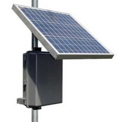Tycon Power Systems - RPPL24-18-30 - Tycon Power RemotePro 8W Power System 30W Solar Panel 24V 18Ah Battery (No PoE)