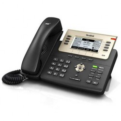 Yealink - SIP-T27G - Executive Gigabit Ip Phone With Poe