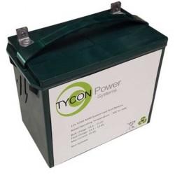 Tycon Power Systems - TPBAT12-52 - Tycon Power 12V 52Ah AGM SLA Battery