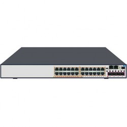 ZTE - ZXR10 5950-28PD-L - ZTE 24-Port Gigabit PoE L3 Switch w/ 4 SFP+ Ports