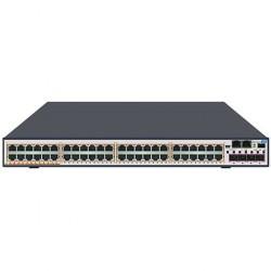 ZTE - ZXR10 5950-52PD-L - ZTE 48-Port Gigabit PoE L3 Switch w/ 4 SFP+ Ports